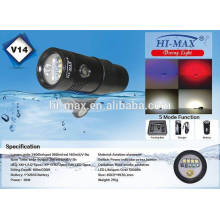 Big Deal führte Tauchen Video Beleuchtung 5600lm / LED 5200lm