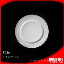 neue Großhandel Porzellan Produkte Geschirr Hotel Dessert Teller