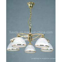 2012 Luz pendiente de cristal clásica popular de Chnadelier (D-8150/5)