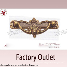 Factory Direct Sale Zinc Alloy Big Pull Archaize Handle (ZH-1336)