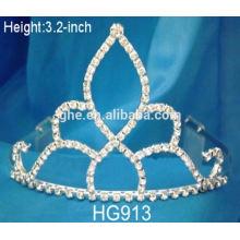 Festzug Krone Tiara und Kronen für Hochzeiten Tiaras und Kronen blau
