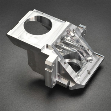 Custom Machining 5axis Machining Service Produk Aluminium