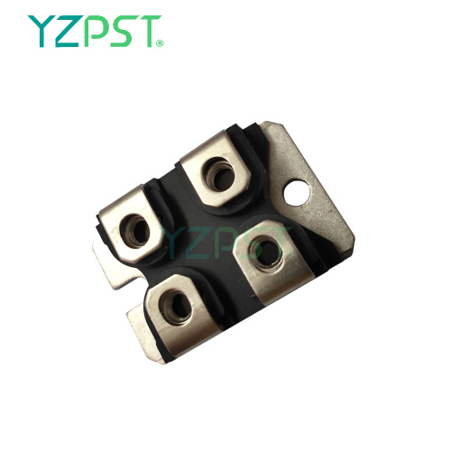 Low gate drive requirement 33A MOSFET module