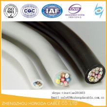 Cable de control CU / XLPE / OS / LSZH 300 / 500V