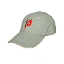 sports cap with embroidey logo