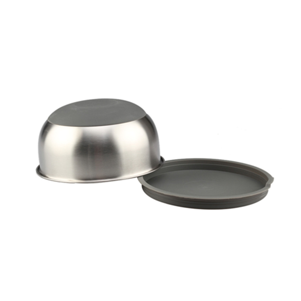 Non Slip Bottom Of Stainless Steel Mixing Bowl