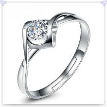 Jóia de cristal do anel da forma 925 jóia da prata esterlina (CR0051)