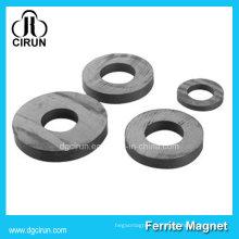 Жесткий Сегмент Керамического Феррита Кольцевой Магнит