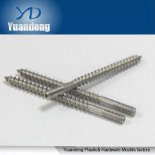 Nach Maß Taiping Dual Thread Schraube von Edelstahl AISI 304