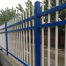 Galvanized Zinc Steel Security Fence/Wire Mesh Fence