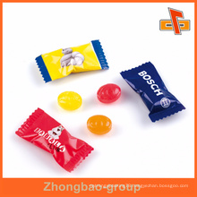 China producer custom order printed small plastic candy sweets sachet
