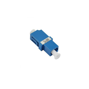 Single Mode Simplex LC Fiber Optik Attenuator