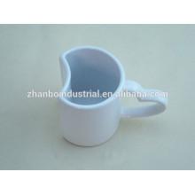 Porcelana taza de café de diseño especial y platillo Shandong fabricantes