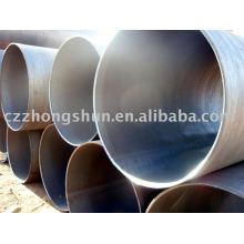 ASTM A53 WELD STEEL PIPE/small fluid welded pipe/black anneal tube