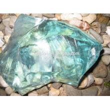 Slag Glass Rock, Paisaje Rock
