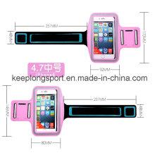 2016 Popular Neoprene +PVC Armband for iPhone6s