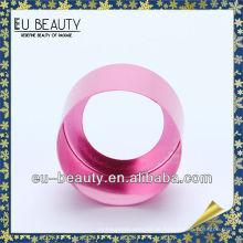 18mm glänzende rosa Farbe Aluminium Parfüm Kragen
