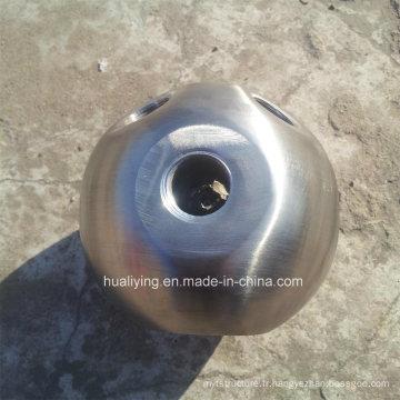 Nœud en acier ou en acier inoxydable
