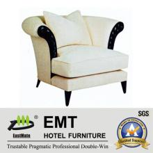 Top Grade Hot Selling Single Sofa Hotel Sofa (EMT-SF30)