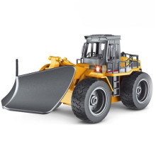 Radio Control Toys  Six-channel alloy shoveling snow truck r4s rcm Made in China