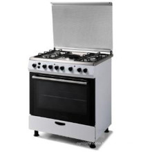 Ce ETL Approval Free Standing Gas Oven with 5 Burners