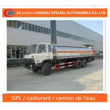 Camion De Citerne D′essence 3 Essieux Petrole