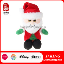 Venta caliente Santa Claus Stuffed Toy para regalo de Navidad