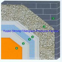 Alkali-Resistant Fiberglass Net Eifs 4X4mm, 125G/M2