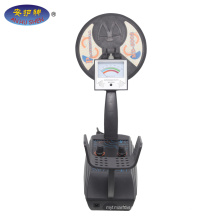 Underground searching security metal detector