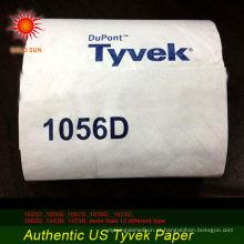 papel personalizado personalizado tyvek / bolsa de selagem