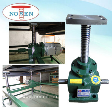 5 ton worm screw jacks for table lifting