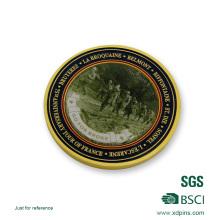 Bronze Material Sticker Souvenir Challenge Coin