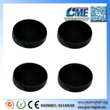 Magnetscheiben Gummiüberzogene Magnete Power-Magnet