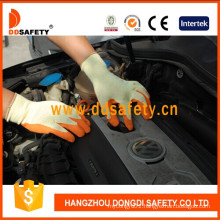 T/C Knitted Shell Latex Coated Working Glove Dkl321