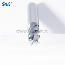 High Speed HRC45 Tungsten Carbide Roughing Square End Mill