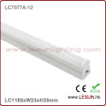 No Dark Area 18W 2835SMD LED T5 Tube Light LC7577A-12