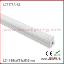 No Dark Area 18W 2835SMD LED T5 Tubo de luz LC7577A-12