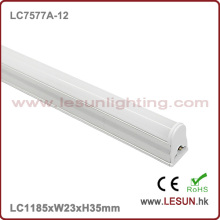 No Dark Area 18W 2835SMD LED T5 Tube Light LC7577A-12