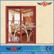JK-AW9166 Aluminum alloy window and door with factory price