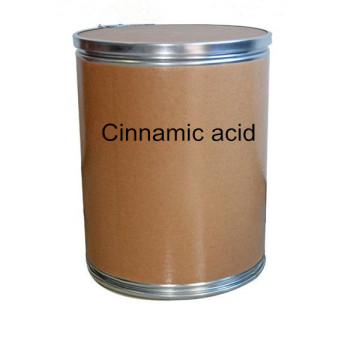 Venta al por mayor de Trans Cinnamic Acid Cas.140-10-3