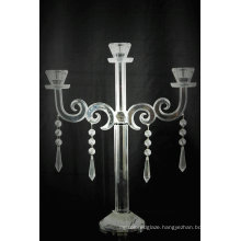 Crystal Candle Holder for Home Decoration (KLS100326-1A)