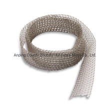 Amazon Hot Sale Stainless Steel Gas Liquid Filter Knitted Wire Mesh