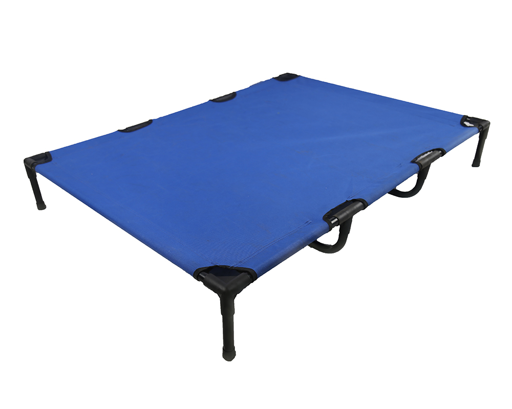 Foldable Metal Frame Dog Bed