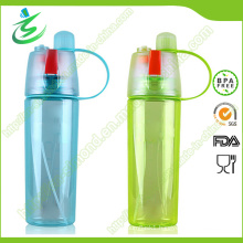 600ml Tritan Mist Sports Spray Water Bottle BPA Free