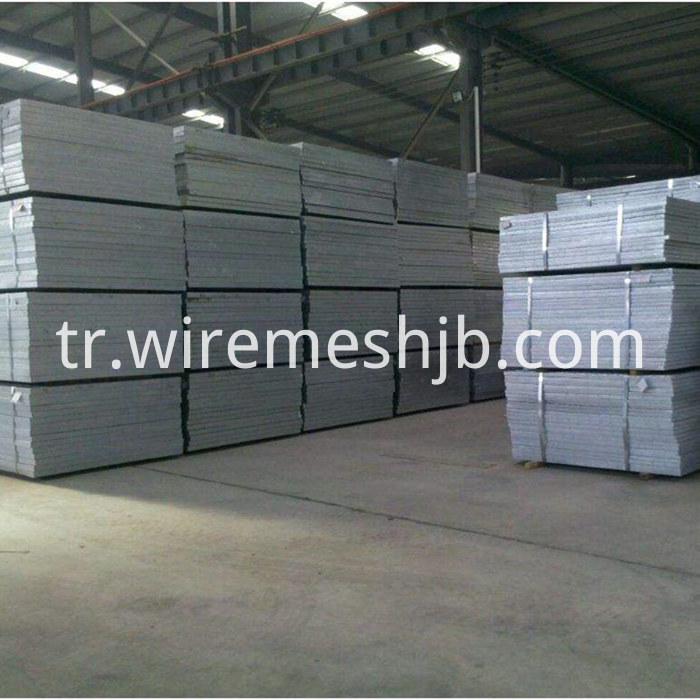 Hot-dip Galvanized Steel Grating