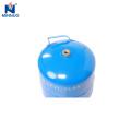 Dominica lpg cilindro de gás 3 kg mini pequeno tanque de propano