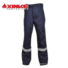 cotton fireproof pants for work man