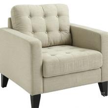 Leinen sieht Polyester-Gewebe für Sofa mit T / C Unterstützung aus