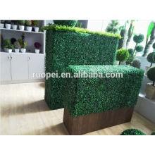 живые искусственные растения лист стены