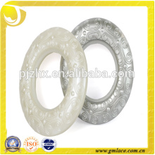Zhejiang Factory Wholesale White Decor Plastic Eyelets for Curtains